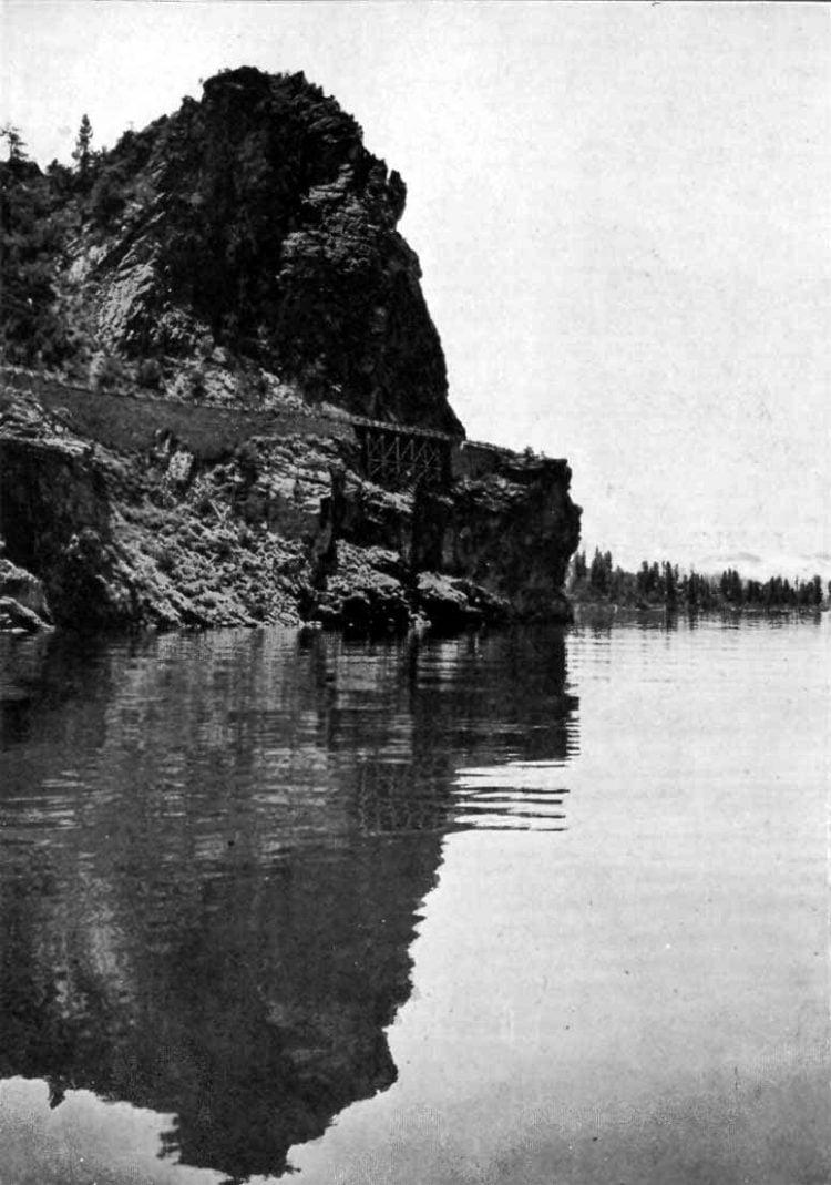 Vintage Lake Tahoe scenes - 1910s