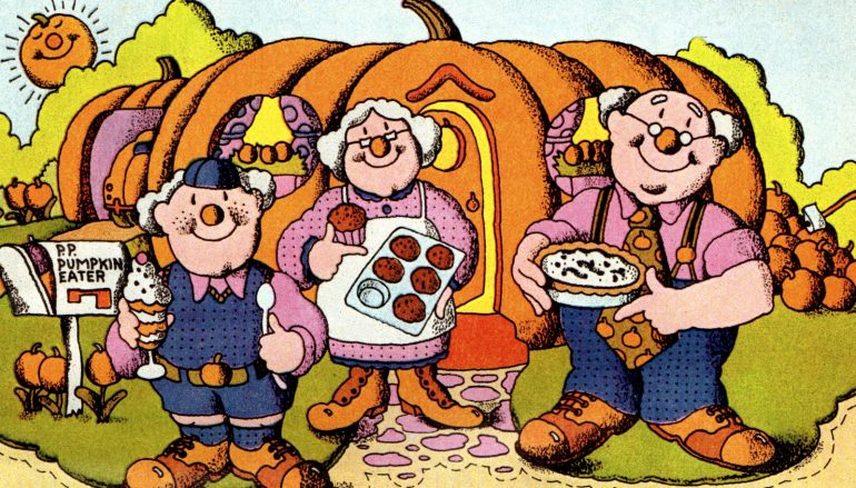 Vintage Libby's pumpkin recipes