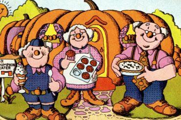 Vintage Libby's pumpkin recipes