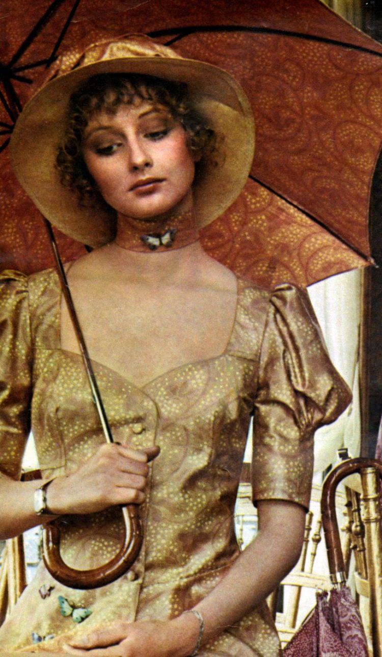 Vintage London Biba Boutique fashion from 1971 (1)
