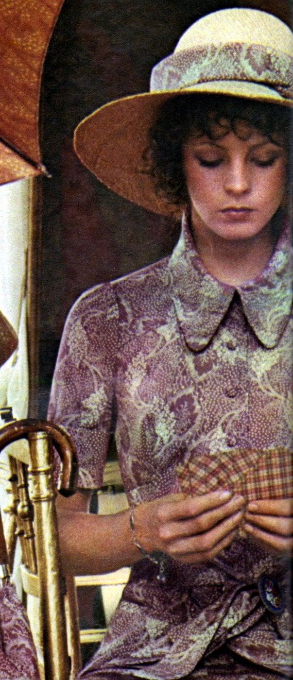 Vintage London Biba Boutique fashion from 1971 (2)