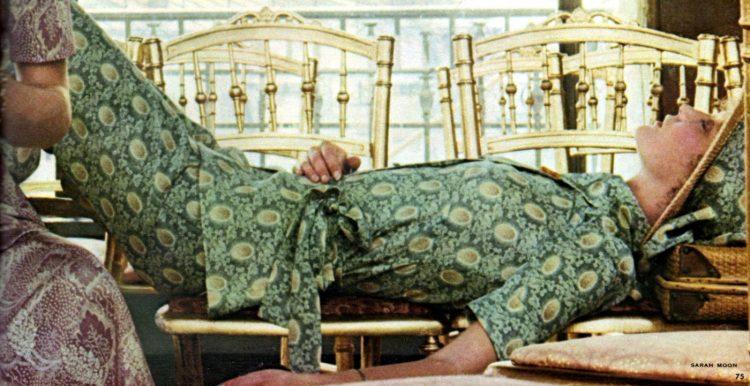 Vintage London Biba Boutique fashion from 1971 (3)