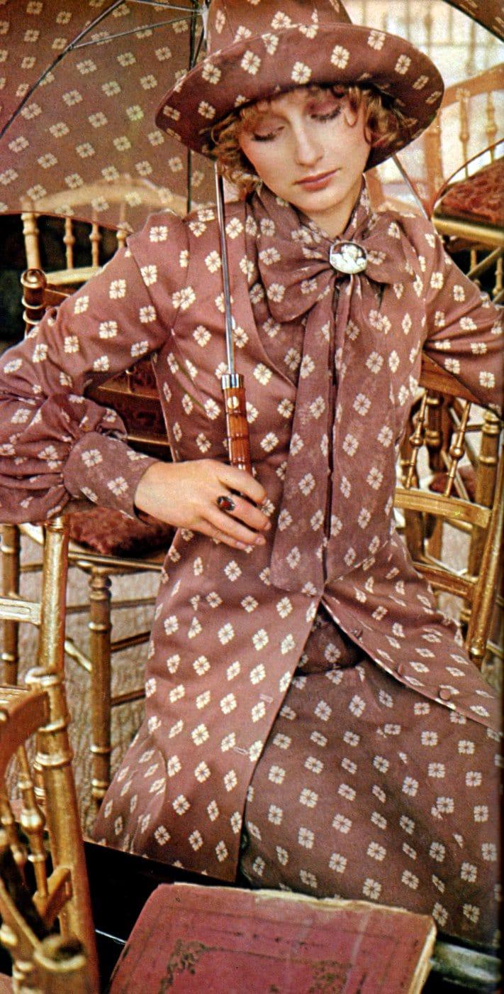 Vintage London Biba Boutique fashion from 1971 (4)