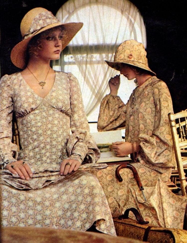 Vintage London Biba Boutique fashion from 1971 (7)