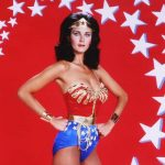 Vintage Lynda Carter as Wonder Woman