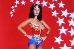 Vintage Lynda Carter as Wonder Woman