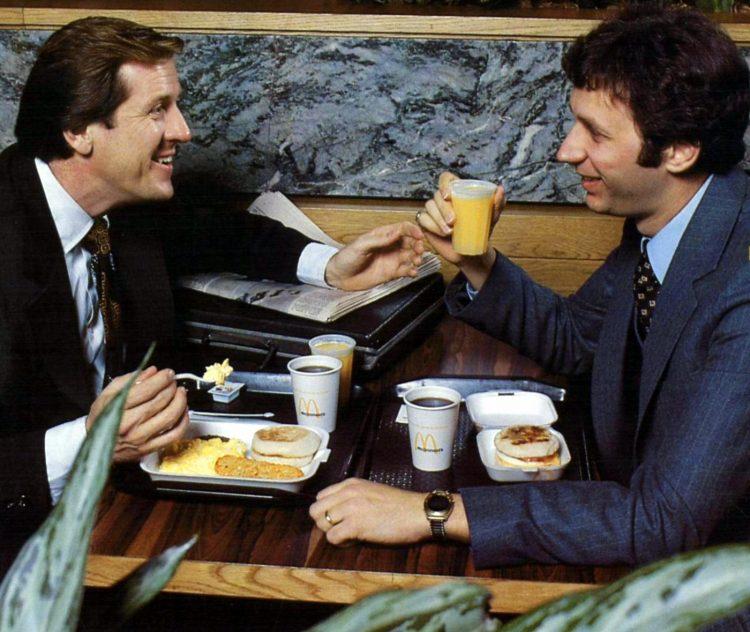 Vintage McDonald's resturants in the 70s (3)