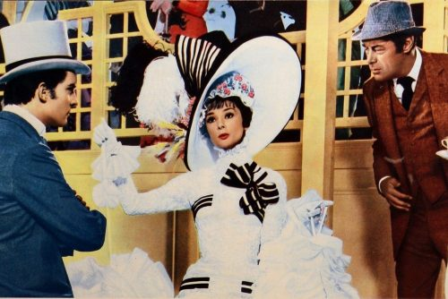 Vintage My Fair Lady lobby card poster - 1964