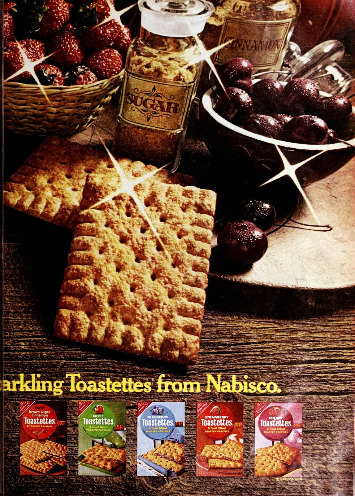 Vintage Nabisco Toastettes from the late 1960s (1)