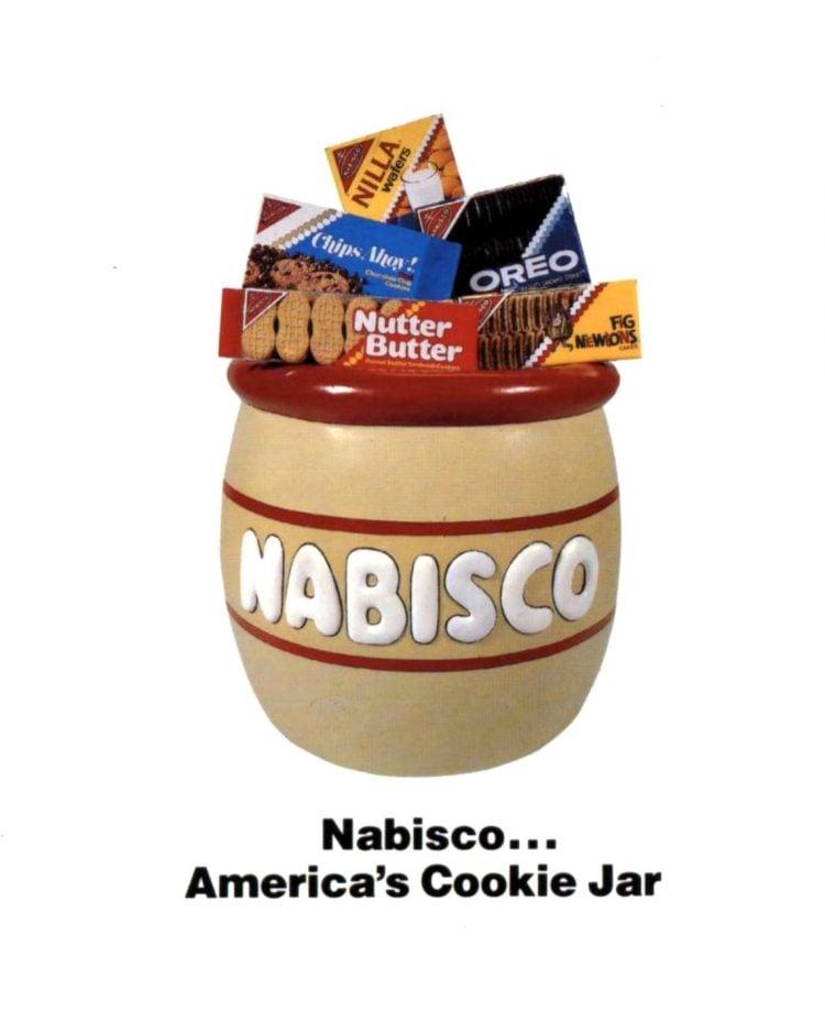 Vintage Nabisco old-school packaged cookies from 1979