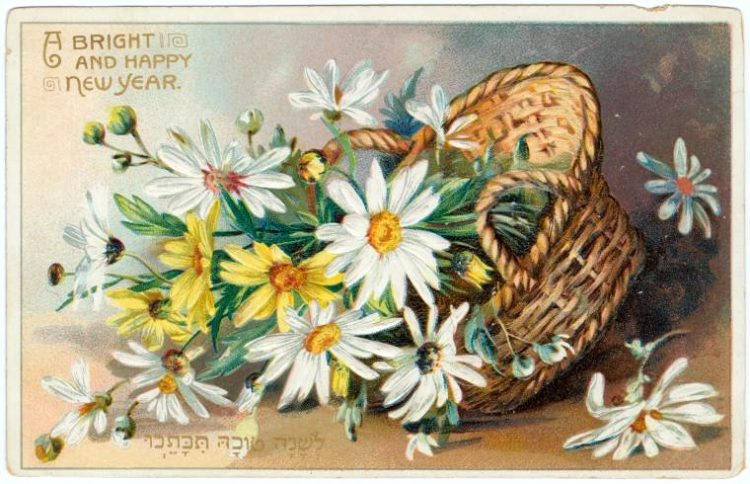 Vintage New Year's cards from Click Americana (11)