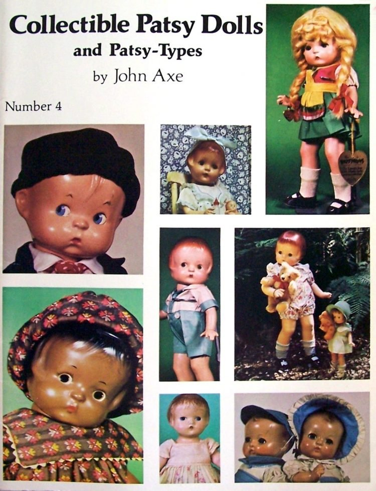 Collectible Patsy Dolls and Patsy-types (Number 4)