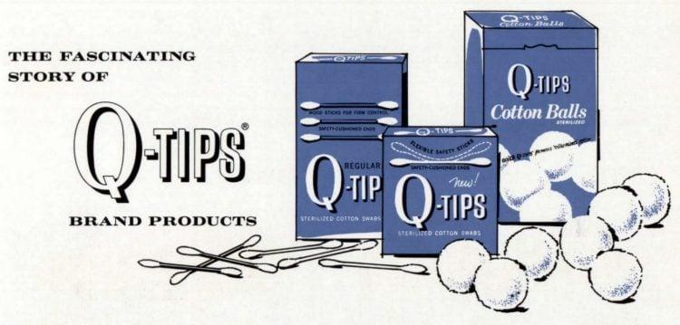 Vintage Q-Tips (3)