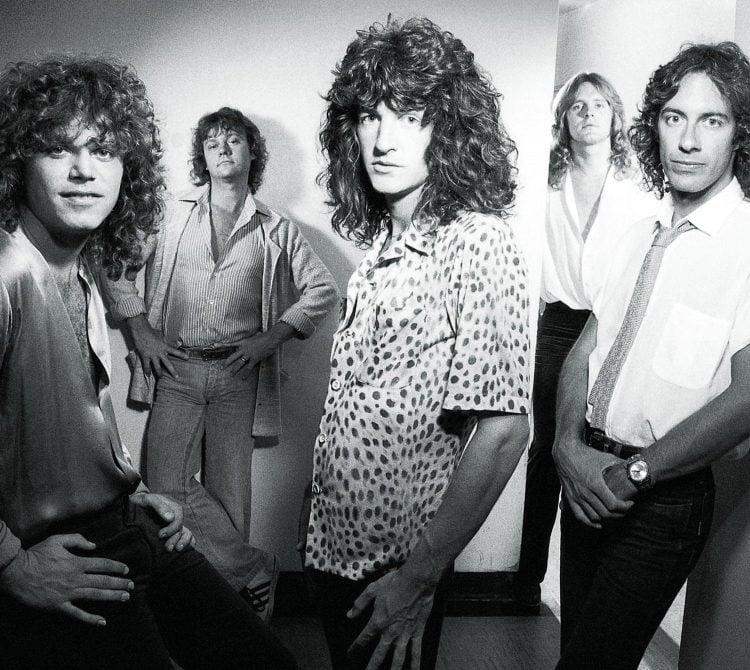 Vintage REO Speedwagon band (2)