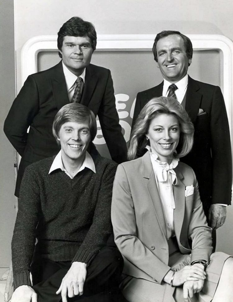 Vintage Real People TV show