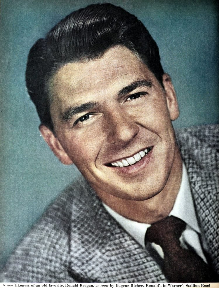 Vintage Ronald Reagan from the 1940s (2)