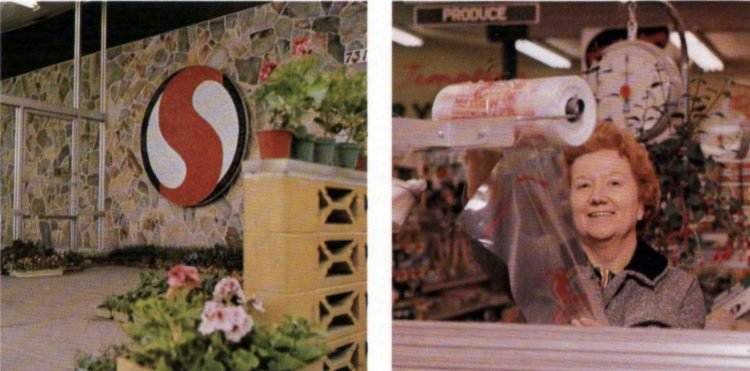 Vintage Safeway stores from the early 70s (3)