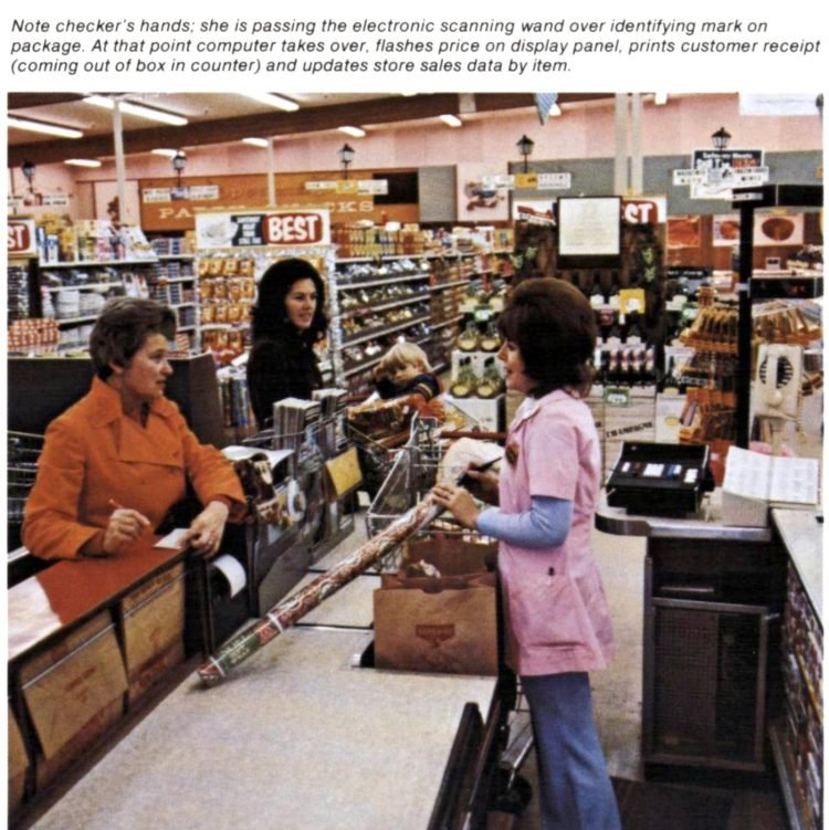 Vintage Safeway stores from the early 70s (9)