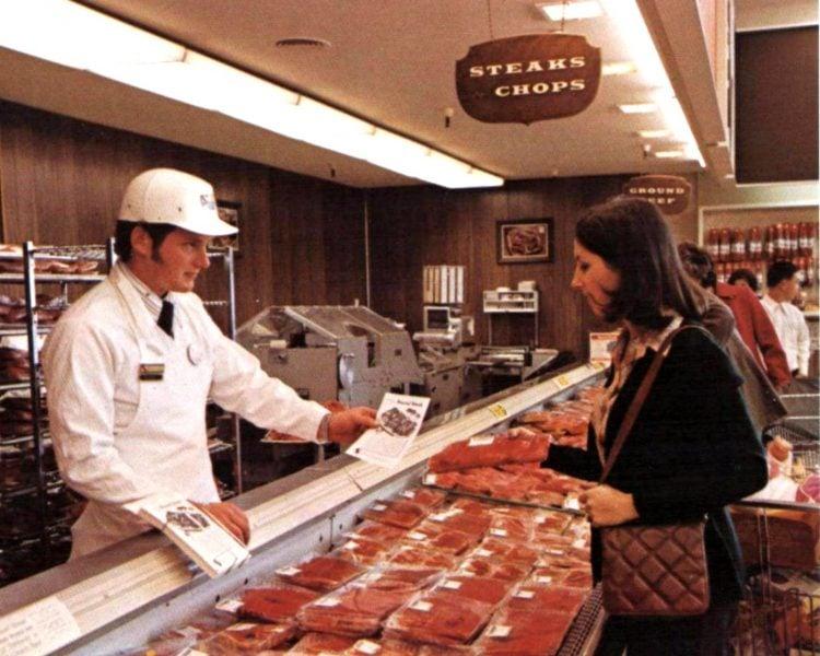 Vintage Safeway supermarket in 1974 (2)