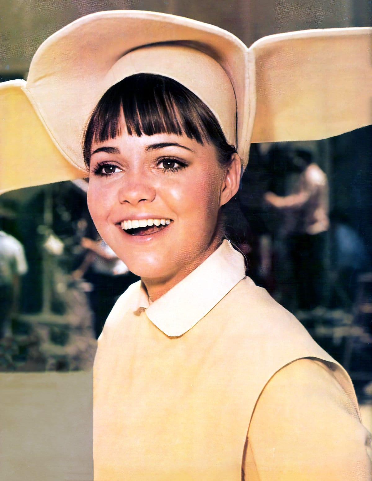Vintage Sally Field in The Flying Nun