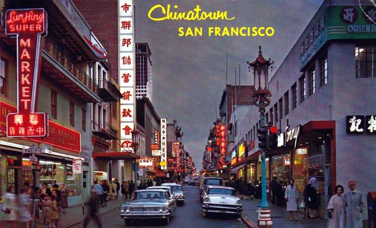 Vintage San Francisco Chinatown postcards from the 1970s.jpg (1)