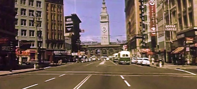 Vintage San Francisco from the fifties (6)