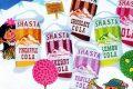 Vintage Shasta sodas