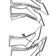Vintage Shoes Fashionable Women's Footwear from the 20th Century (2)