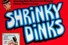 Vintage Shrinky Dinks