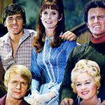 Vintage TV show Here Come the Brides - Cast