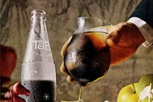Vintage Tab diet cola ads