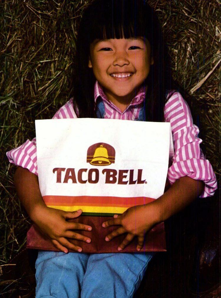Vintage Taco Bell - 1986