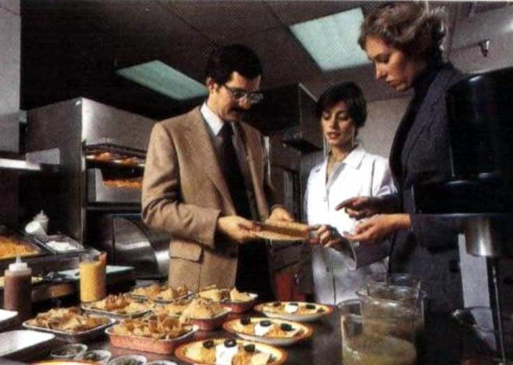 Vintage Taco Bell fast food restaurants in 1981 (4)