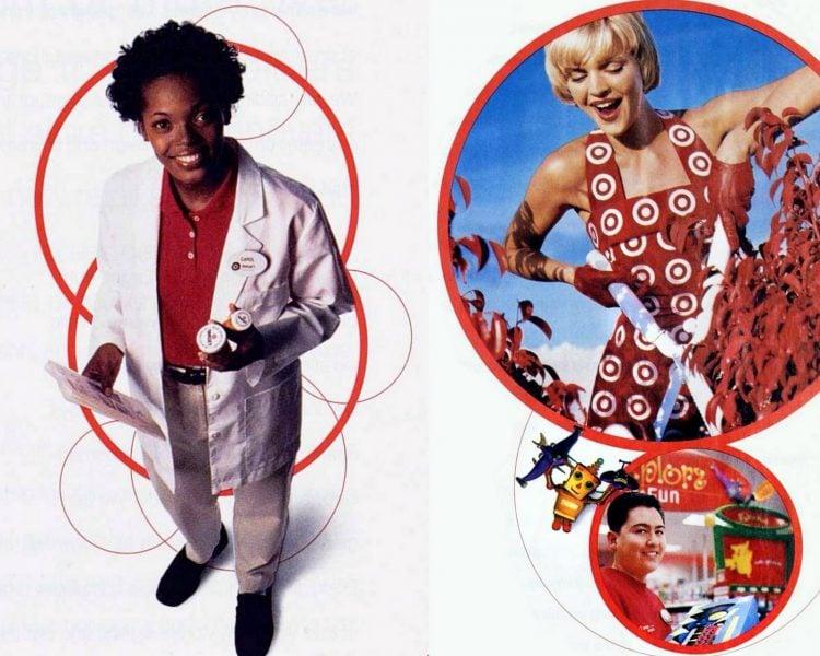 Vintage Target in the 1990s