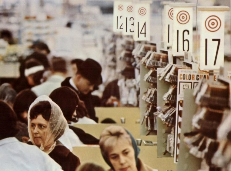 Vintage Target store from 1965 (2)