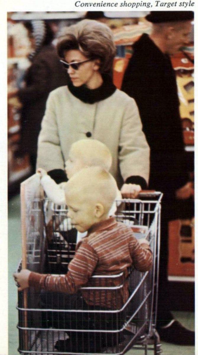 Vintage Target store from 1965 - ClickAmericana com