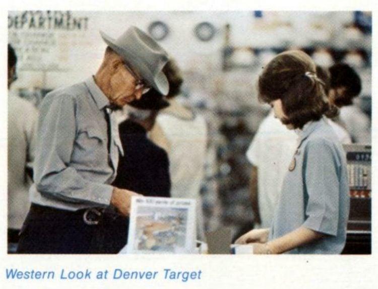Vintage Target store from 1967 - ClickAmericana com