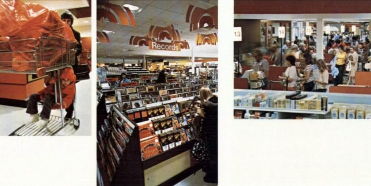 Vintage Target store from 1974 (2)