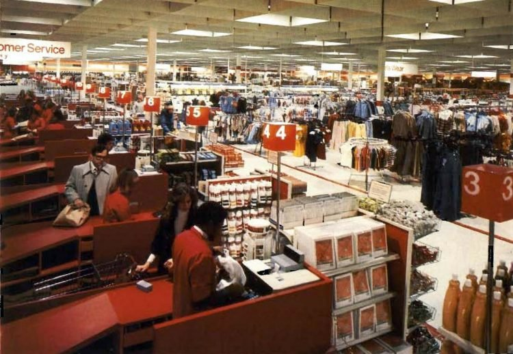 Vintage Target store from 1976 (2)