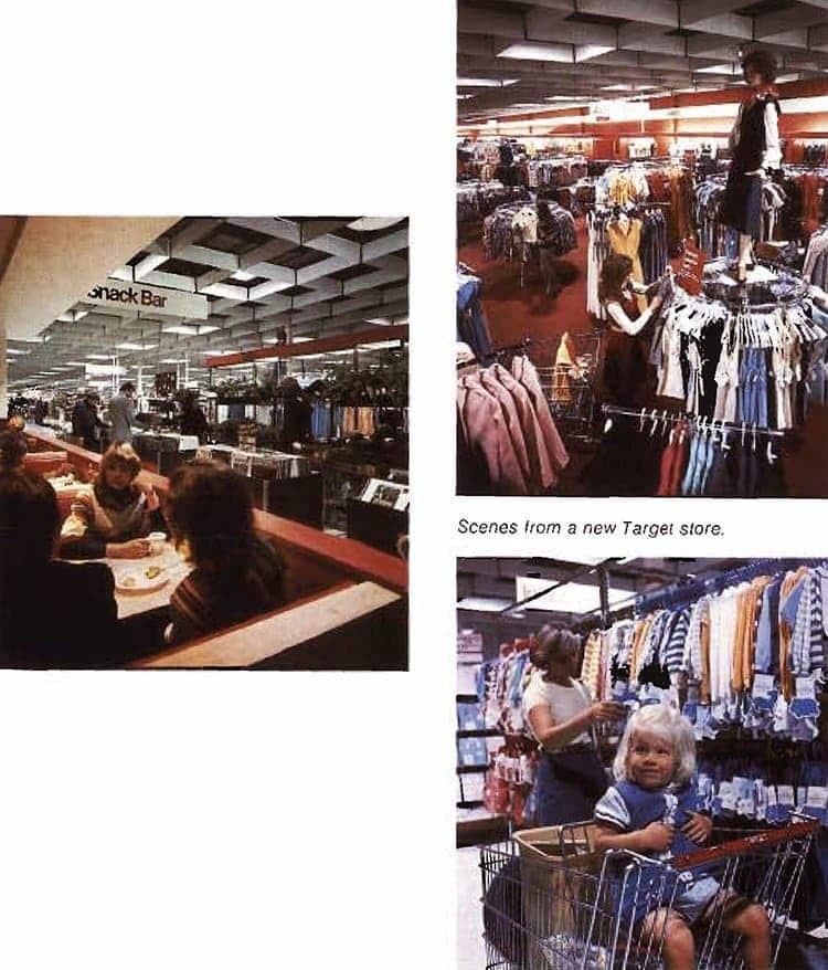 Vintage Target store from 1976 - ClickAmericana com