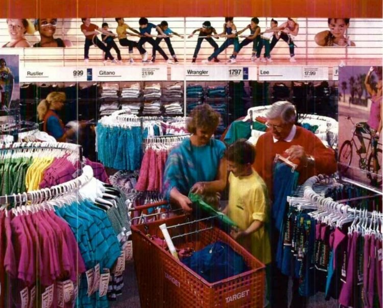 Vintage Target store from 1988 (2)