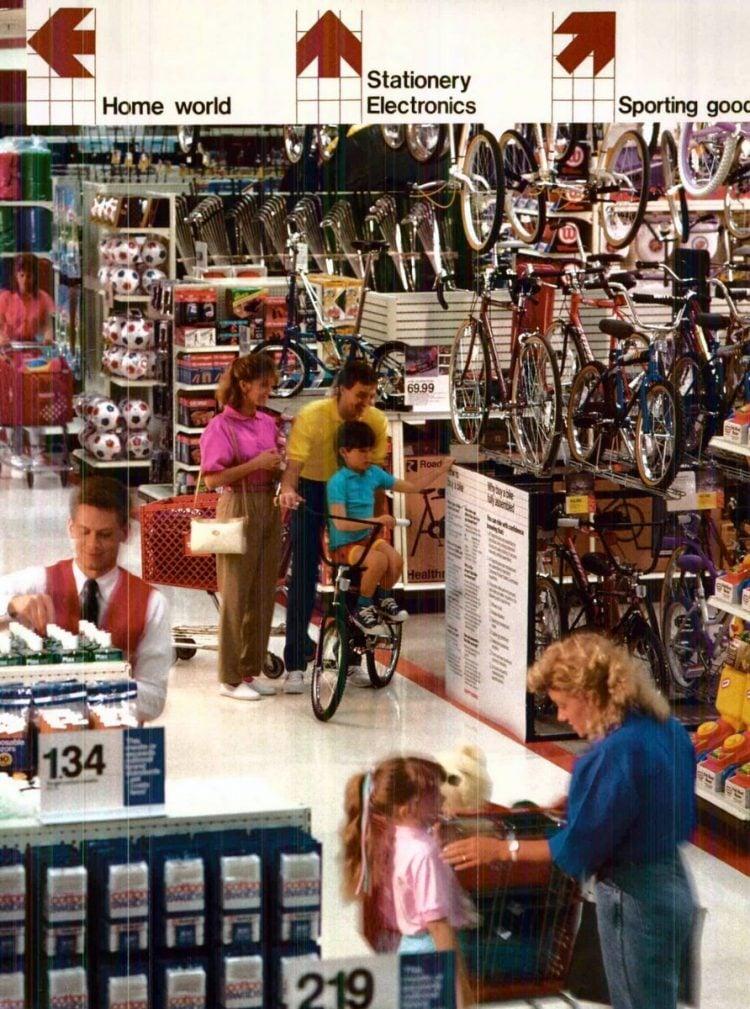 Vintage Target store from 1988 - ClickAmericana com