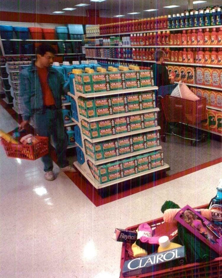 Vintage Target store from 1989 - ClickAmericana com