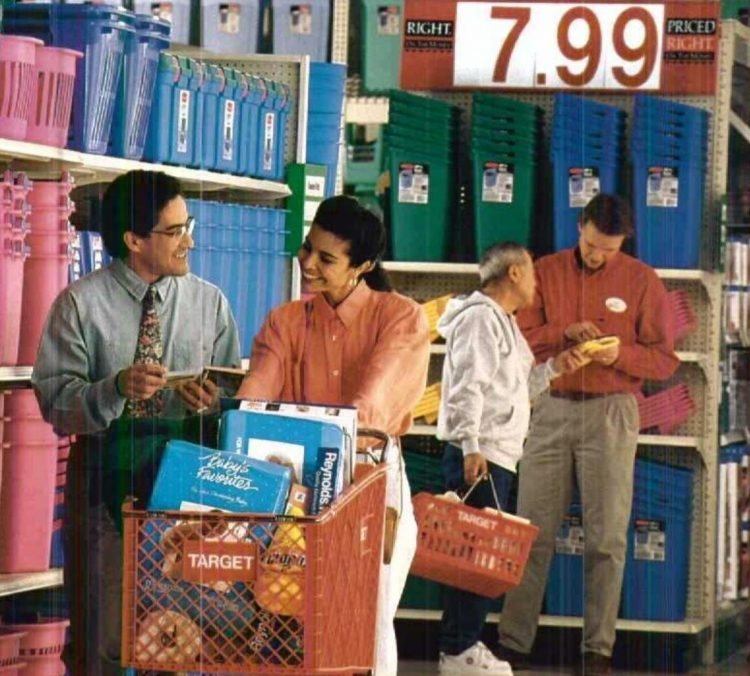 Vintage Target store from 1992 (2)