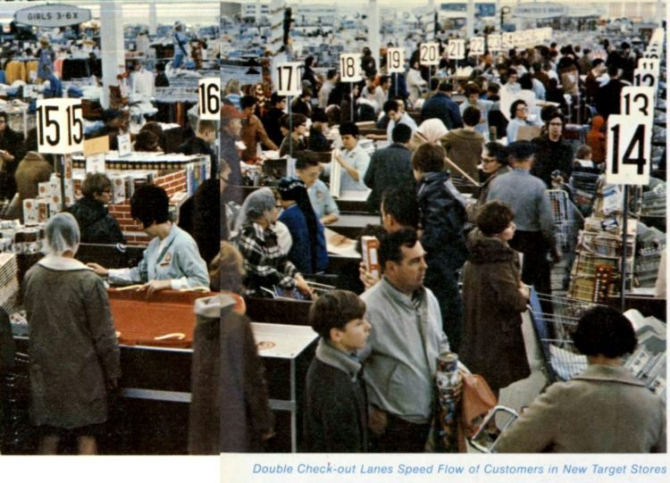 Vintage Target stores from 1967 (2)