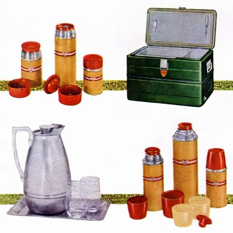 Vintage Thermos gifts from the 1950s (2)