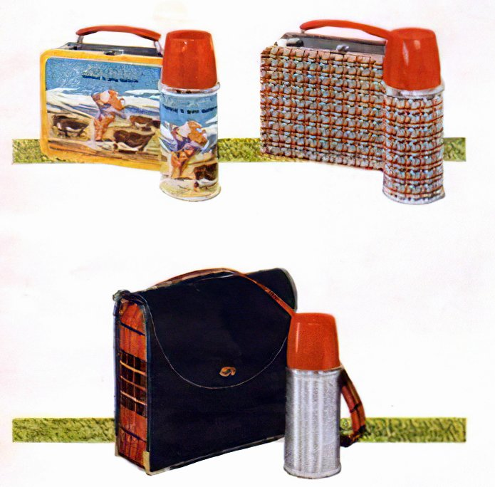 Vintage Thermos gifts from the 1950s (3)