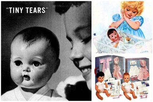 Vintage Tiny Tears dolls