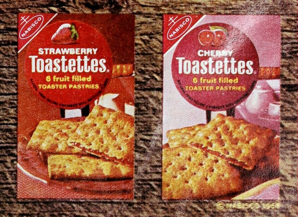 Vintage Toastettes flavors from 1968 (1)
