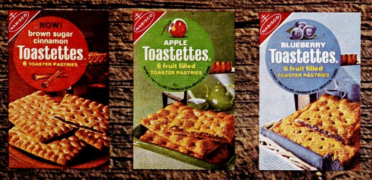 Vintage Toastettes flavors from 1968 (2)